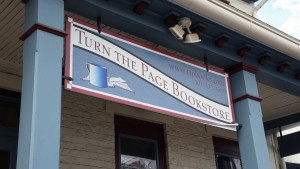 Turn the page bookstore