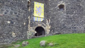 Carrickfergus entrance